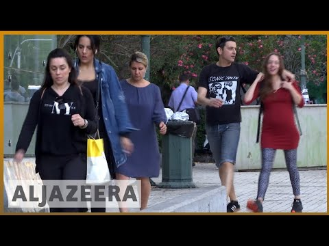 🇬🇷 Greece financial crisis: repayments interests cripple economy | Al JAzeera English