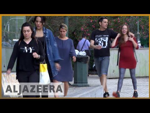 🇬🇷 Greece financial crisis: repayments interests cripple economy | Al JAzeera English