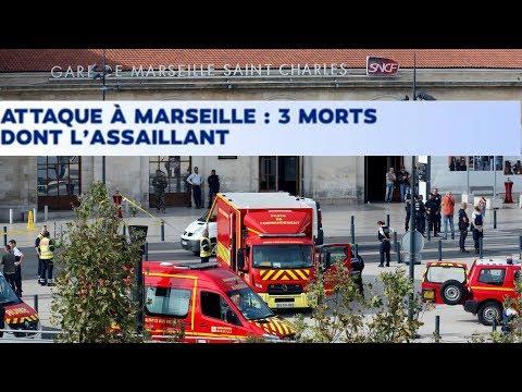 ATTENTAT À MARSEILLE - Édition speciale LCI