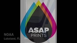 ASAP Prints: NOAA wallpaper and window art