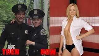 Police Academy CAST THEN and NOW  Real Name