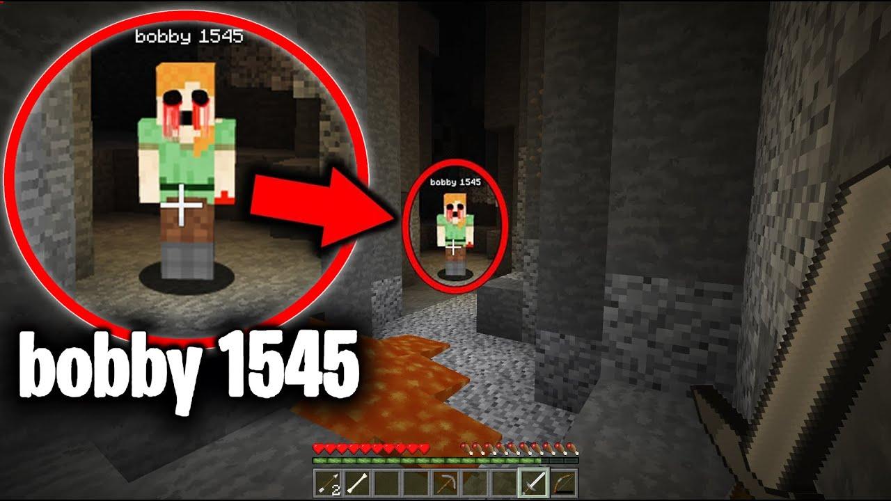 Бобби1545 - ПУГАЮ ШКОЛЬНИКОВ СКИНОМ Bobby1545! 😡 ОН СУЩЕСТВУЕТ? Minecraft CREEPYPASTA