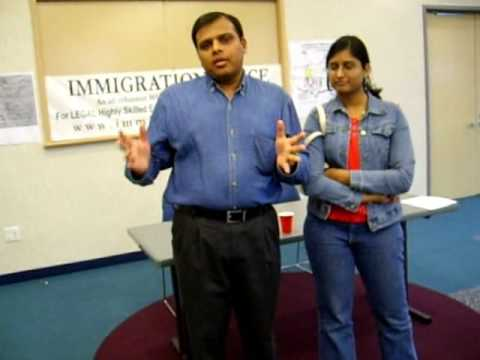 Immigration Voice - Texas State Chapter Meet