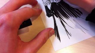 How to Draw Dracula! - Quick and Easy Sketches by Jim McGee