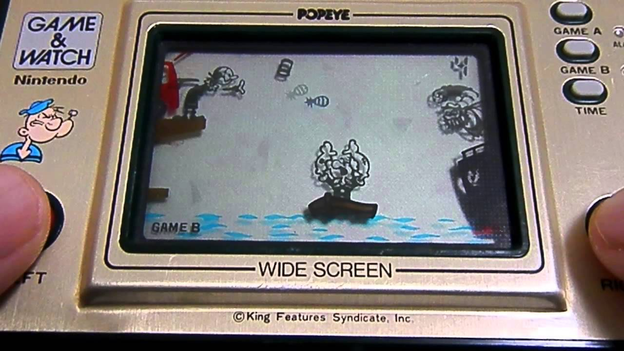 List of Game & Watch games - Wikipedia