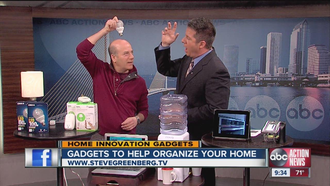 steve greenberg new home gadgets youtube