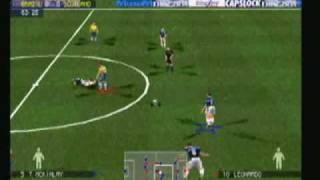 Agresiones Adidas Power Soccer 98