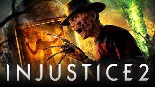 Injustice 2: Freddy Krueger Easter Egg & Reference! (Injustice 2: Easter Eggs)