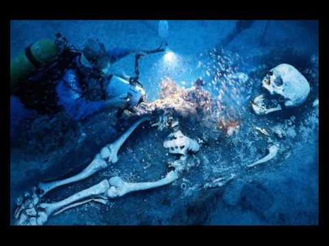Unglaublich Grösste Menschliche Skelette Der Welt.