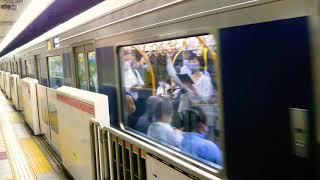 JR西日本207系1000番台更新車S12編成+未更新車T15編成[G快速]篠山口行き@北新地駅発車