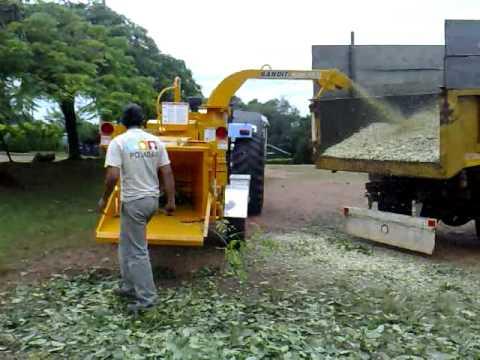 Posadas recicla trituradora de ramas econovo bandit - Trituradora de ramas casera ...