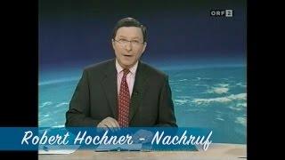 Robert Hochner - Nachruf