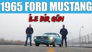 Doğan Kabak | 1965 Ford Mustang ile Bir Gün