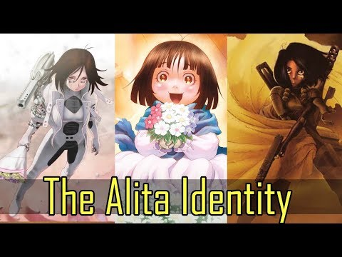 battle-angel-alita-(gunnm)-the-many-faces-of-alita