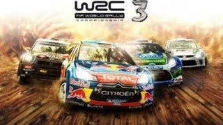 WRC 3-World Rally Championship 2013-Demonstration Game