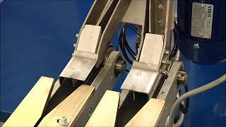 induction-hardening machinery for screws and fasteners