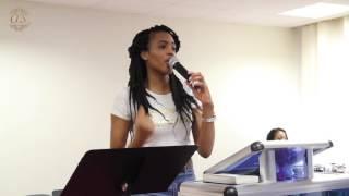 Conférence Impact Ta Génération - Cassi Kalala