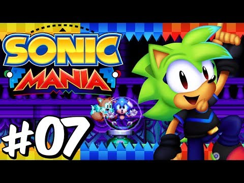 Sonic Mania (BLIND) | Part 7 - Hydrocity Zone | PlayStation 4