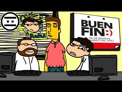 #DONMAKILA - El Buen Fin (#NEGAS)