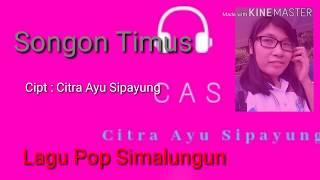 Songon Timus - Lagu Simalungun/Citra Ayu Sipayung