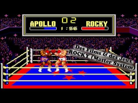 Des Films & des Jeux - Rocky VS Master System