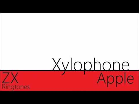 Xylophone - Apple Ringtone