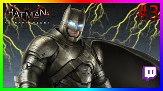 Batman : Arkham Knight #3 | Nouvelle Armure