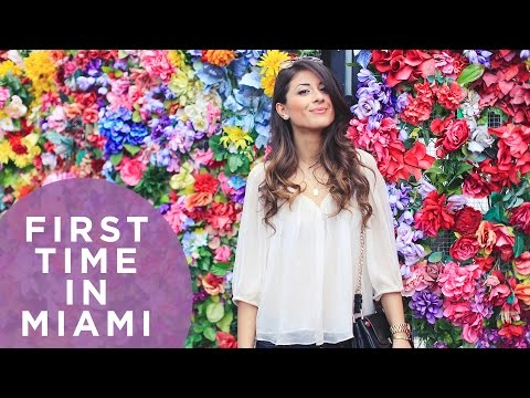 First Time in Miami | Mimi Ikonn Vlog