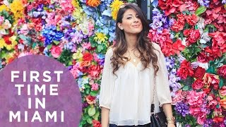 First Time in Miami | Mimi Ikonn Vlog