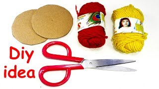 Best craft idea | Best out of waste | DIY arts and crafts | DIY decorating idea