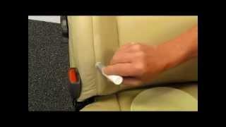 видео Renovering av  bilinredning