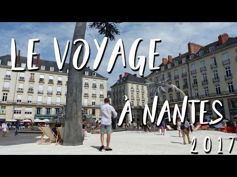 Le Voyage à Nantes 2017
