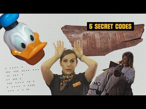 5 Secret Codes Hidden in Plain Sight