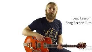 Like A Wrecking Ball Guitar Lesson - Eric Church
