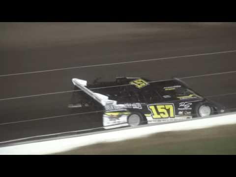 Corn Belt Clash Open Late Models feature Farley Speedway 8/7/17