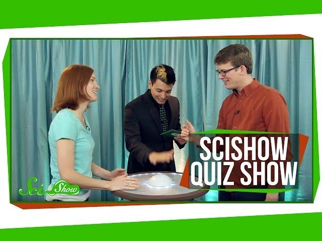 SciShow Quiz Show: Jessi Knudsen Castaeda