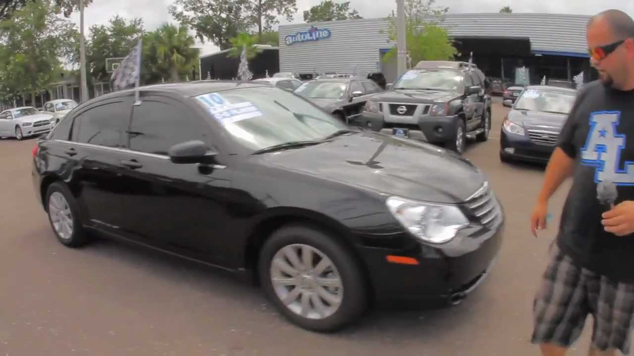 Autoline S 2010 Chrysler Sebring Limited Walk Around Review Test Drive