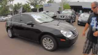 Autoline's 2010 Chrysler Sebring Limited Walk Around Review Test Drive
