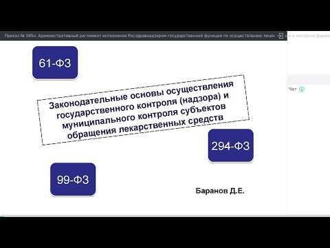Видео Порядок проверки организации за