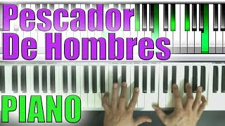Pescador De Hombres Piano Tutorial Youtube