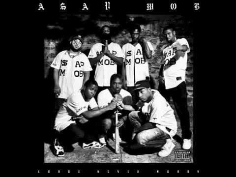 A$AP Mob - Bangin on Waxx (Feat. A$AP Ferg and A$AP Nast)