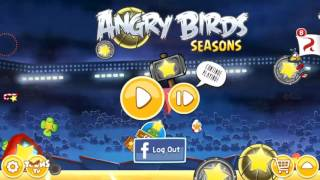 New Angry Birds Seasons Ham Dunk theme