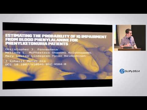 PyMC: Markov Chain Monte Carlo in Python   SciPy 2014   Chris Fonnesbeck