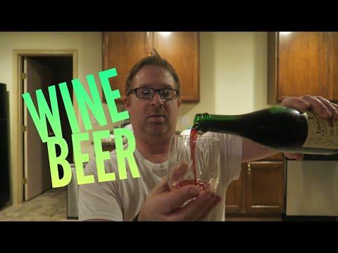 """Taste Testing Trader Joe's """"Wine Beer"""""""