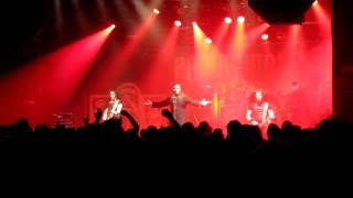 Powerwolf - In Blood We Trust - Live in Geiselwind 28.04.2012