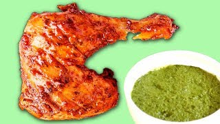 Tandoori chicken recipe  /  chicken thandoor recipe