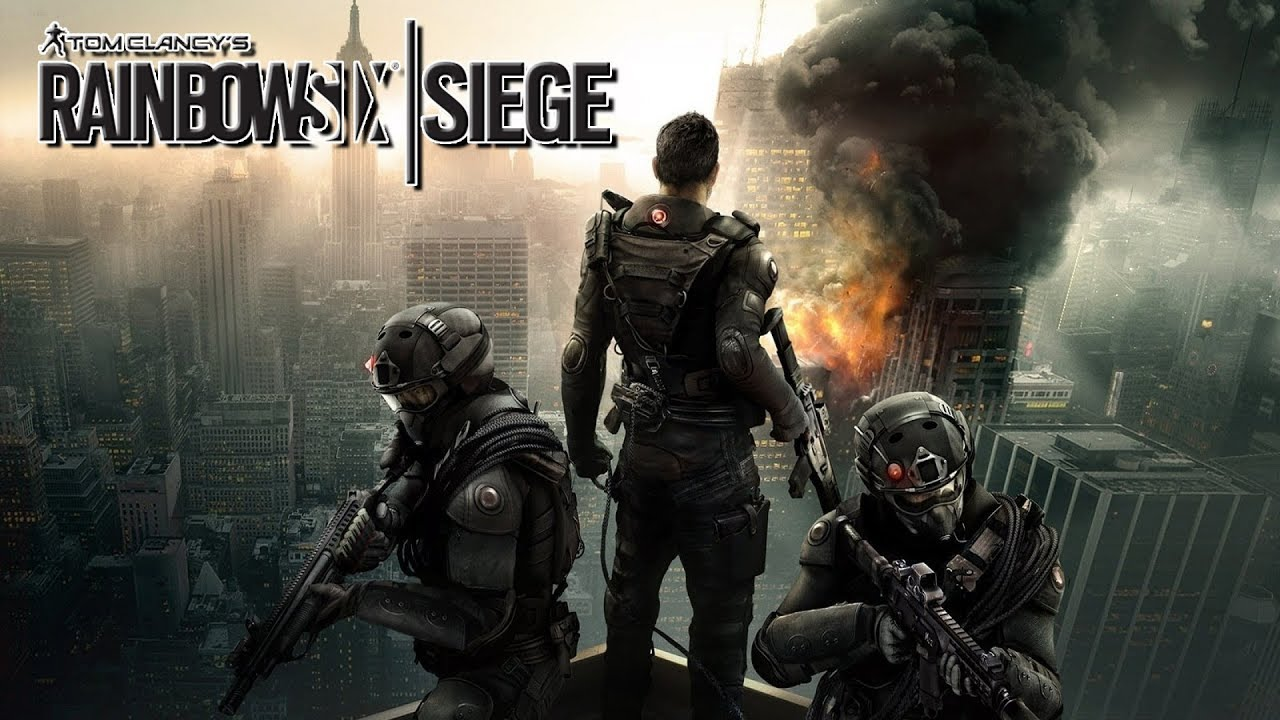 om Clancys Rainbow Six Siege Gets New Explosive Trailer