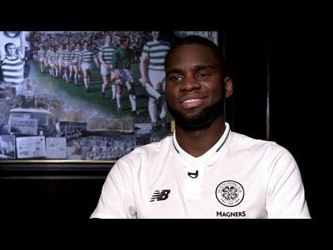 Celtic FC - Odsonne Edouard