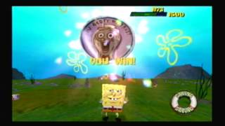SpongeBob SquarePants: The Movie Game 100% Walkthrough - Part 2 - I