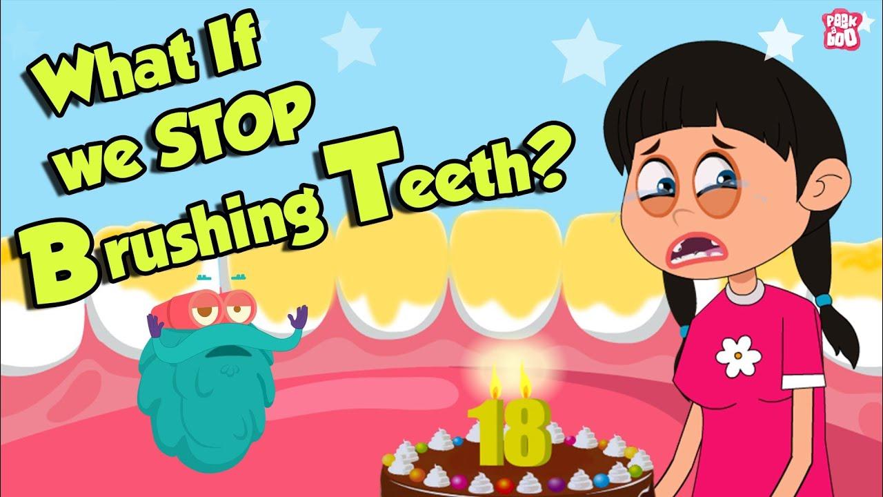 Download What If We Stop Brushing Teeth? | Why Do We BRUSH TEETH? | Dr Binocs Show | Peekaboo Kidz